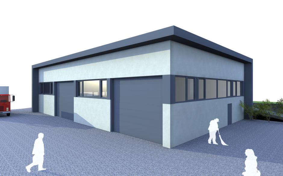 2013 Betriebsanlage R, Rinn