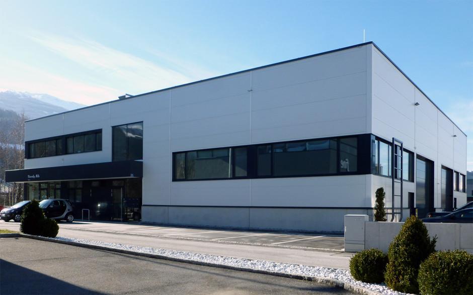 2013 Betriebsgebäude Aquastop, Mils 3