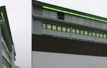 2013 Fassadensanierung WIFI Tirol, Ibk