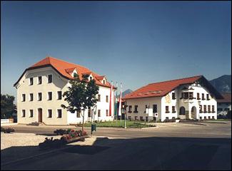 1991 Gemeindezentrum Birgitz