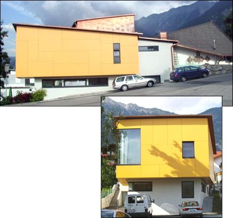 2003 Haus der Musik, Rum