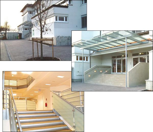 2004 Hauptschule Aurein, Rum