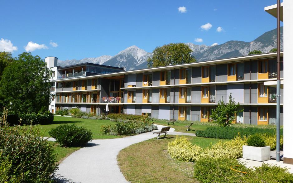 2006 Seniorenheim im Seidnergarten, Hall