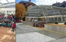 2009 Neugestaltung Innenhof BRG Adolf-Pichler-Plantz, Ibk