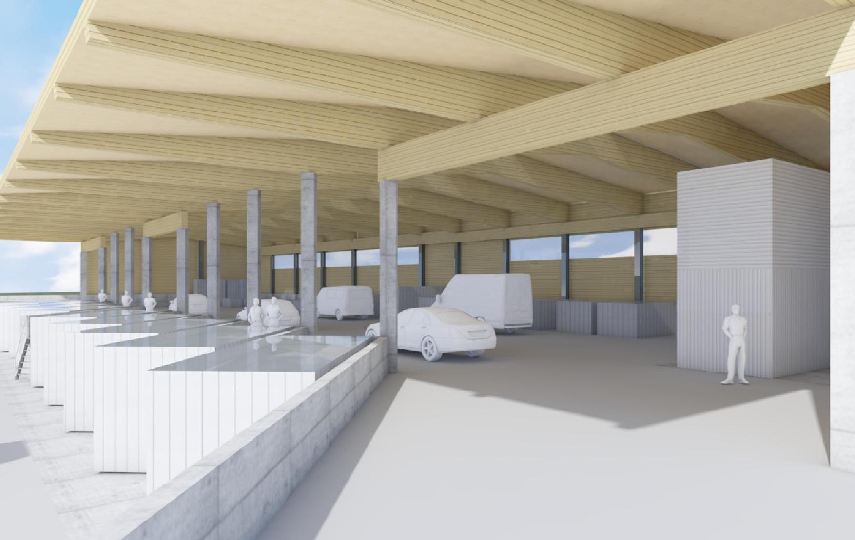 Architektur + Bauleitung: Knoflach Ingenieurbüro